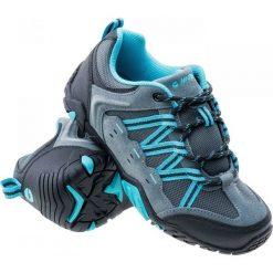 Buty trekkingowe damskie: Hitec Multiplex Buty damskie PORASO WO'S dark grey/turquoise r. 36