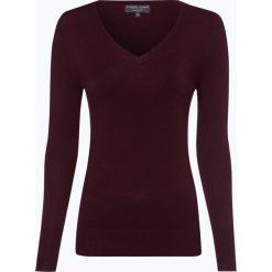 Marie Lund - Sweter damski, czerwony. Czerwone swetry klasyczne damskie Marie Lund, s, z dzianiny. Za 129,95 zł.
