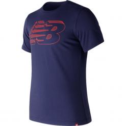 T-shirty męskie: New Balance MT73582DCL