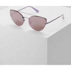 VOGUE Eyewear Okulary przeciwsłoneczne dark brown/pink. Brązowe okulary przeciwsłoneczne damskie aviatory VOGUE Eyewear. Za 499,00 zł.