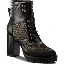 Botki PATRIZIA PEPE - 2V7275/A2YN-K103 Nero. Czarne buty zimowe damskie marki Patrizia Pepe, ze skóry. W wyprzedaży za 939,00 zł.