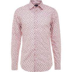 Tiger of Sweden FARRELL  Koszula rose powder. Brązowe koszule męskie marki Tiger of Sweden, m, z wełny. Za 539,00 zł.