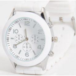 Zegarki damskie: Zegarek - Biały