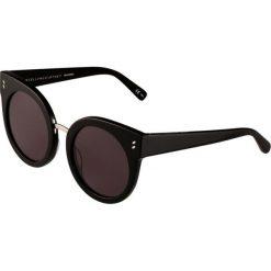 Okulary przeciwsłoneczne damskie aviatory: Stella McCartney Okulary przeciwsłoneczne black/black/smoke
