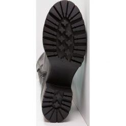 Felmini COSMOS Muszkieterki wonderfull black. Czarne buty zimowe damskie Felmini, z materiału. W wyprzedaży za 359,50 zł.