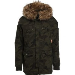 Parki męskie: Superdry ROOKIE HEAVY WEATHER Parka hurricane camo