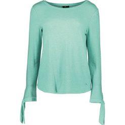 Swetry klasyczne damskie: Sweter w kolorze zielonym
