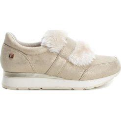 Sneakersy damskie: Sneakersy w kolorze beżowym