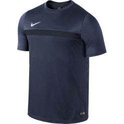 Nike Koszulka męska Academy Short-Sleeve granatowa r. L (651379 412). Czarne koszulki sportowe męskie marki Nike, l. Za 59,00 zł.