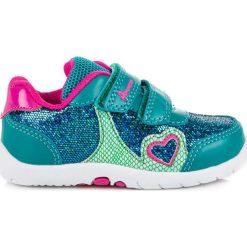 Buty dziecięce: Dziewczęce trampki american JAFFA