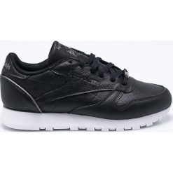 Reebok Classic - Buty Classic. Czarne buty sportowe damskie reebok classic Reebok Classic, z materiału. W wyprzedaży za 299,90 zł.