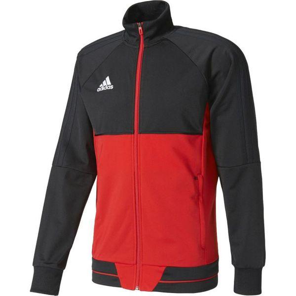 wyprzedaż przemyślenia na temat kup najlepiej Adidas Bluza dresowa męska Tiro 17 czerwono-czarna r. XL (BQ2596)