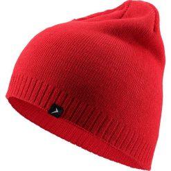 Czapka męska  CAM600 - czerwony - Outhorn. Czerwone czapki zimowe męskie Outhorn, na jesień. Za 19,99 zł.