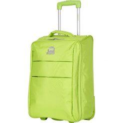 Walizki: Walizka w kolorze zielonym – 33 l