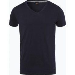 Odzież: BOSS Casual – T-shirt męski – Tway, niebieski
