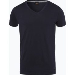 T-shirty męskie: BOSS Casual – T-shirt męski – Tway, niebieski