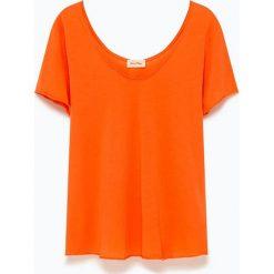 """T-shirty damskie: Koszulka """"Landway"""" w kolorze pomarańczowym"""