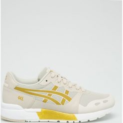 Asics Tiger - Buty. Szare buty sportowe damskie marki Asics Tiger, z gumy, asics tiger. W wyprzedaży za 399,90 zł.
