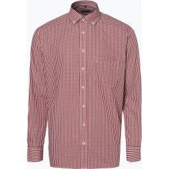 Eterna Modern Fit - Koszula męska – niewymagająca prasowania, czerwony. Czerwone koszule męskie non-iron marki Eterna Modern Fit, m, button down. Za 149,95 zł.