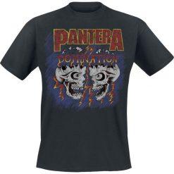T-shirty męskie: Pantera Domination T-Shirt czarny
