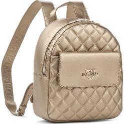 Plecaki damskie: Plecak LOVE MOSCHINO – JC4004PP15LA0901  Oro