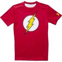 Under Armour Koszulka męska Compression Alter Ego Flash M czerwona r. M (1244399-605*M). Białe koszulki sportowe męskie marki Adidas, l, z jersey, do piłki nożnej. Za 169,23 zł.