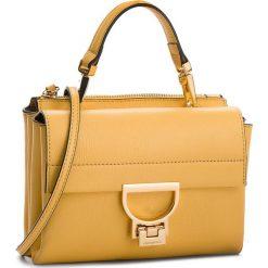 Torebka COCCINELLE - CD5 Arlettis E1 CD5 55 B7 01 Spark J00. Żółte torebki klasyczne damskie marki Coccinelle, ze skóry. W wyprzedaży za 799,00 zł.