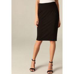 Spódnice wieczorowe: Elegancka ołówkowa spódnica – Czarny