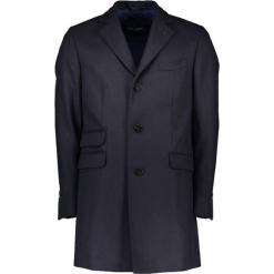 Płaszcz w kolorze granatowym. Niebieskie płaszcze na zamek męskie marki Guess, na zimę, m. W wyprzedaży za 1199,95 zł.
