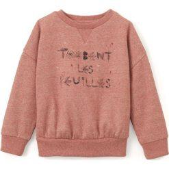 Bluzy dziewczęce rozpinane: Bluza z napisem, 3-12 lat