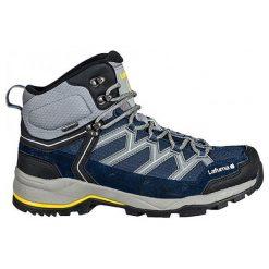 Lafuma Buty Trekkingowe M Aymara Insigna Blue 44,7. Niebieskie buty trekkingowe męskie Lafuma, z gumy, przed kolano. W wyprzedaży za 339,00 zł.
