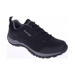 Buty trekkingowe męskie: Hi-tec Buty niskie Caroni black r. 44