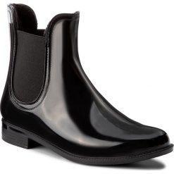 Buty zimowe damskie: Kalosze MARCO TOZZI - 2-25032-29 Black 001