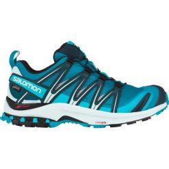 Salomon Buty damskie XA Pro 3D GTX Tahitian Tide/Eggshell Blue/Reflecting Pond r. 40 (398535). Szare buty sportowe damskie marki Salomon, z gore-texu, na sznurówki, outdoorowe, gore-tex. Za 409,20 zł.