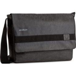 Torba na laptopa STRELLSON - Finchley 4010002287 Dark Grey 802. Szare torby na laptopa Strellson, z materiału. Za 329,00 zł.