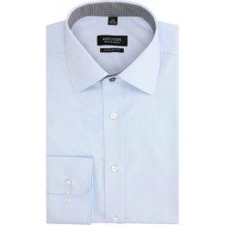 Koszule męskie: koszula bexley 2799 długi rękaw custom fit niebieski