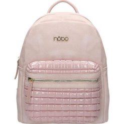 Plecaki damskie: Nobo Plecak damski E2520-C004 różowy