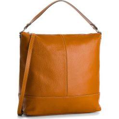 Torebka CREOLE - K10468 Koniak. Brązowe torebki klasyczne damskie Creole, ze skóry. W wyprzedaży za 219,00 zł.