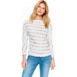 Swetry klasyczne damskie: SWETER DŁUGI RĘKAW DAMSKI LUŹNY