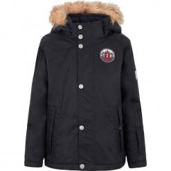 """Kurtka narciarska """"Mall"""" w kolorze czarnym. Czarne kurtki chłopięce marki Ticket to Heaven, z polaru. W wyprzedaży za 187,95 zł."""