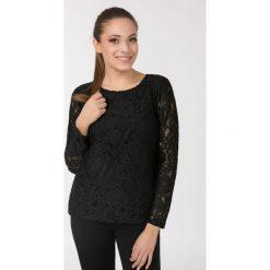 Bluzki damskie: Koronkowa bluzka na wieczór