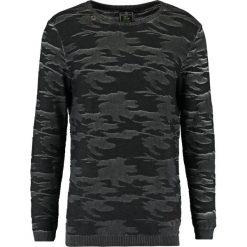 Swetry klasyczne męskie: Key Largo FINAL Sweter anthra