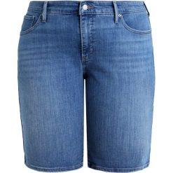 Bermudy damskie: Levi's® Plus PL SHAPING BERMUDA Szorty jeansowe dancing skyline plus