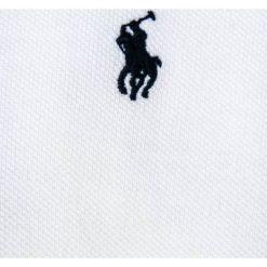 Polo Ralph Lauren CLASSIC FIT Koszulka polo white. Białe t-shirty chłopięce Polo Ralph Lauren, z bawełny. Za 149,00 zł.