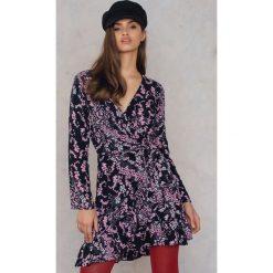 Sukienki: Just Female Sukienka Theia – Black