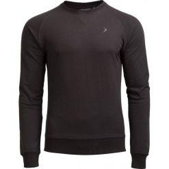 Bluza męska BLM600 - CZARNY - Outhorn. Czarne bluzy męskie rozpinane marki Outhorn, na lato, z bawełny. W wyprzedaży za 55,99 zł.