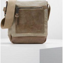 Camel active SUMATRA Torba na ramię beige. Brązowe torby na ramię męskie marki Kazar, ze skóry, przez ramię, małe. Za 209,00 zł.