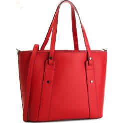 Torebka CREOLE - K10545 Czerwony. Czerwone torebki klasyczne damskie Creole, ze skóry, duże. Za 299,00 zł.