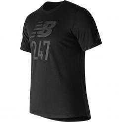 T-shirty męskie: New Balance MT73502BK