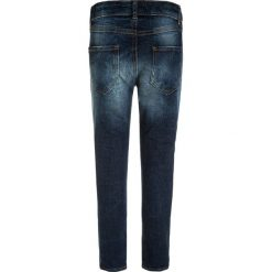 Chinosy chłopięce: Sisley Jeansy Slim Fit blue denim